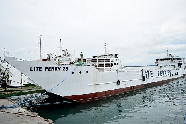 lite ferries containerization